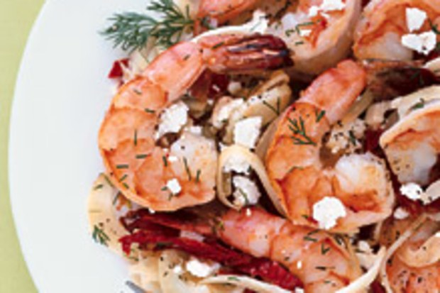 Ontario shrimp recipe
