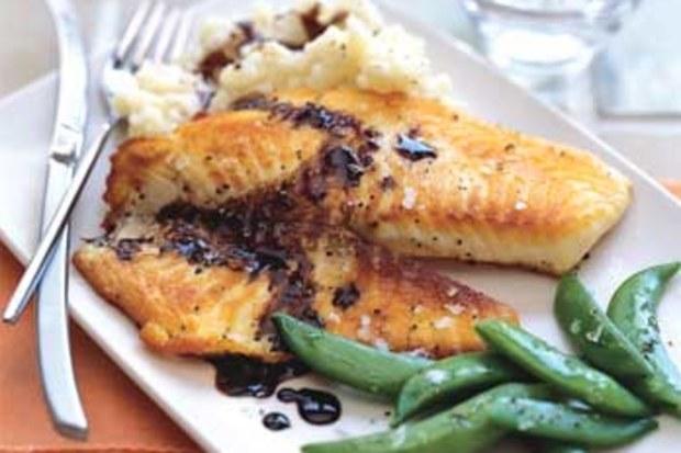 Ontario tilapia recipe