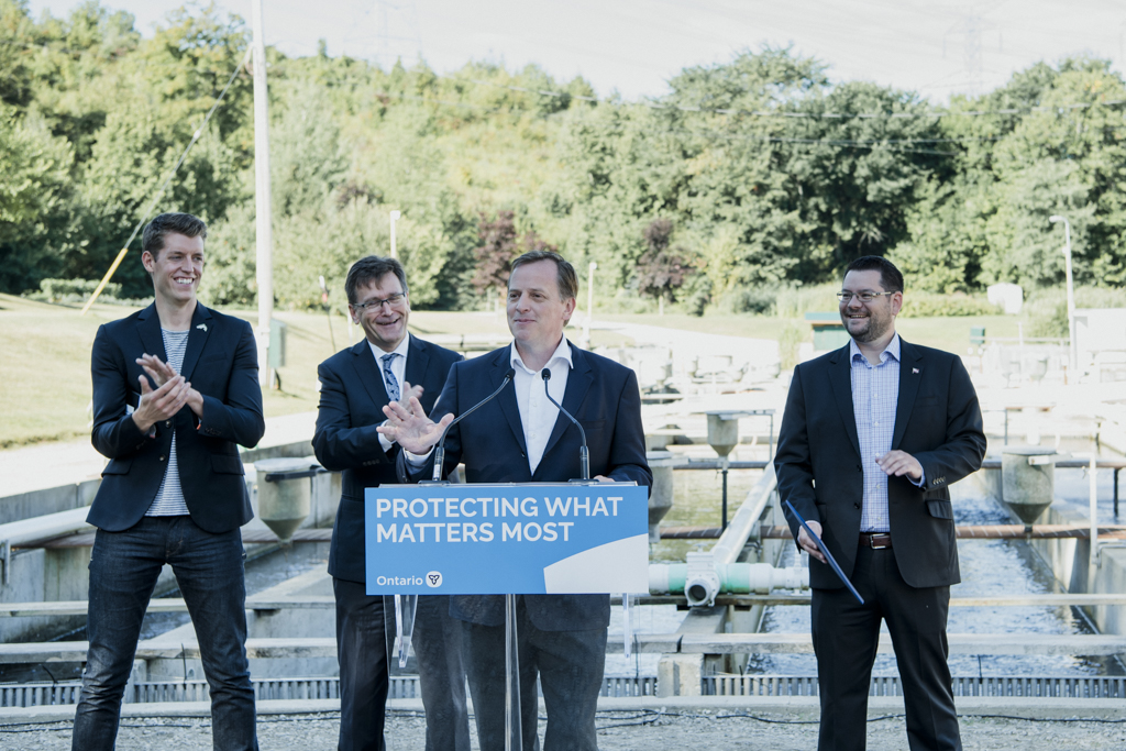 Ontario fish and shrimp farmers thank Ford government for championing aquaculture