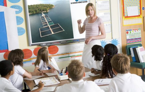 AgScape and OAA launch new aquaculture resources for Ontario teachers