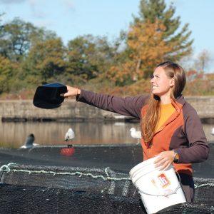Meet Your Farmers: Kana Upton, Aquacage Fisheries