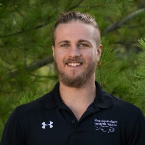 Meet Your Farmers: Wesley Chase, Ontario Aquaculture Research Centre